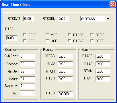 Real-Time Clock