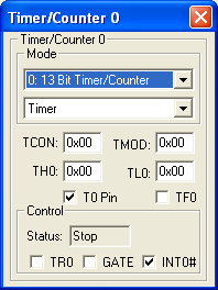 Timer/Counter 0