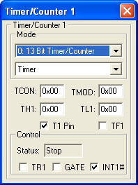 Timer/Counter 1