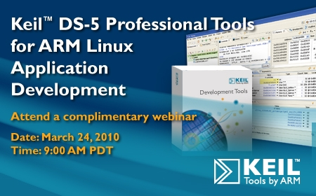 DS5 - Tools for ARM Linux Applications