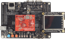 MCB2460 Evaluation Board