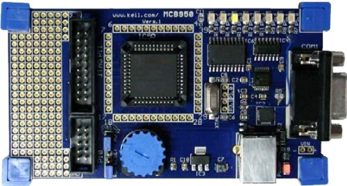 MCB950 Evaluation Board