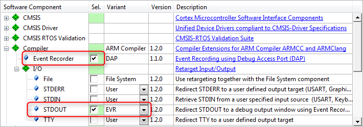 Retarget STDOUT via Event Recorder