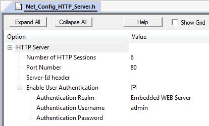 HTTP Web Server