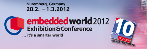 Embedded World Banner