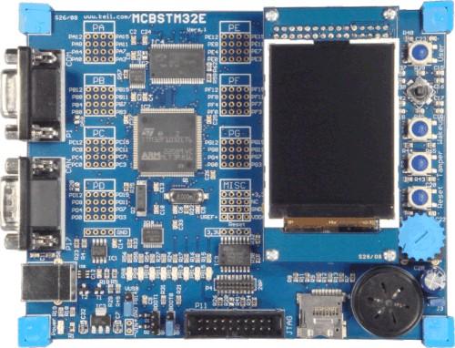 Media Alert Stm32e Starter Kit And Evaluation Board