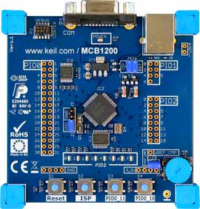 MCB1200 Evaluation Board