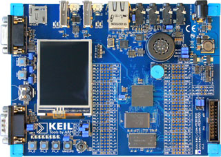 MCB4300 Evaluation Board