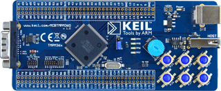 mcbtmpm360 Evaluation Board