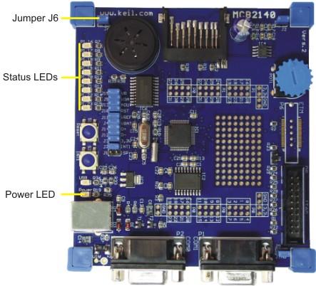 MCB2140 Board