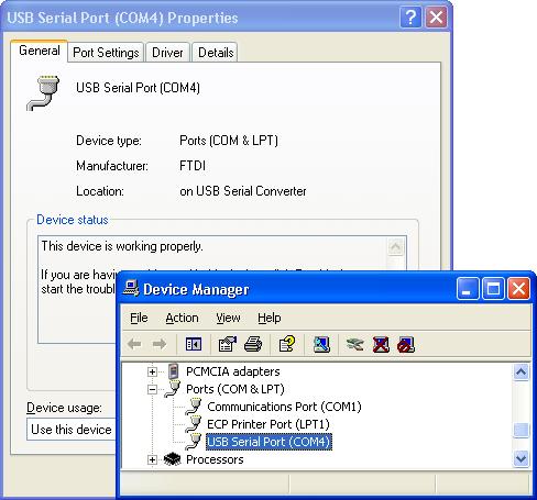 Ft232r usb uart драйвер windows xp