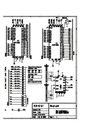 Keil ulink схема mcbxc167