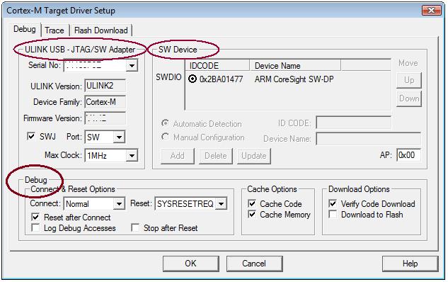 KEIL .SYS USB DRIVER UPDATE PROBLEM